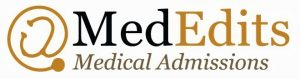 Logo for MedEdits Medical Admissions